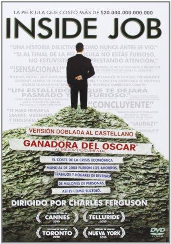 Inside Job -  Edicion Con Doblaje En Castellano [DVD]