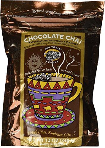 Big Train Chai - Chocolate Chai (12 oz. Resealable Bag). (Big Train Raspberry Chai compare prices)