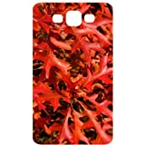 Autumn Vibrant Orange Leaves Back Cover Case for Samsung Galaxy S3 / SIII / I9300
