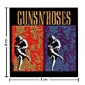 Guns N Roses Music Band Style-2 Embroidered Iron On Applique