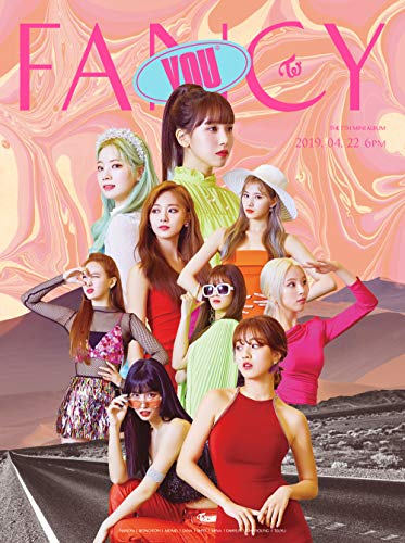 CD : TWICE - Fancy You (random Cover)