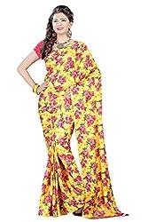 NRS International-Fancy & Trendy American 03 Printed Saree