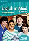 English in Mind Level 4 Students Book with DVD-ROM