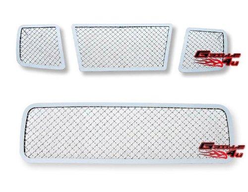 04-07-nissan-armada-titan-mesh-grille-grill-combo-insert