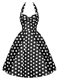 Anni Coco� Women's Classy Polka Dot 1…