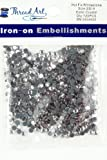 SS16 (4mm) Crystal Hot Fix Rhinestones 5 Gross (720 stones/pkg) Hotfix Rhinestones - 32 Colors and 4 sizes available