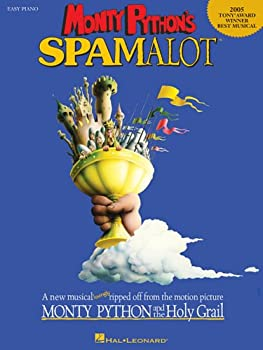 """Cover of """"Monty Python's Spamalot: 2005 T..."""