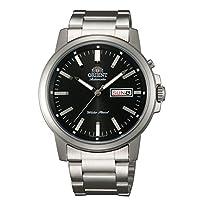 [オリエント]Orient 【Amazon.co.jp限定】 自動巻腕時計 海外モデル ブラック SEM7J003B8 メンズ