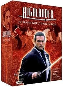 Highlander - Staffel 6 [6 DVDs]