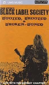 Zakk Wylde's Black Label Society - Boozed, Broozed & Broken-Boned [UMD]