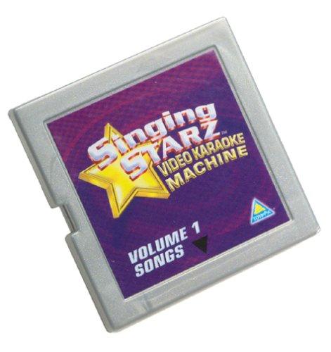 Singing Starz Video Karaoke Machine Song Cartridge #1 - 1