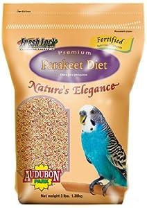 Audubon Park Nature's Elegance 1677 Parakeet Diet Supreme Quality Bird Food, 3-Pound Bag (Discontinued by Manufacturer)