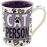 """Our Name Is Mud """"Cat Person"""" Mug"""