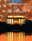 Government By the People - National Version, Election Update (20th Edition) (0131938886) by Burns, James