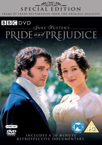 Pride And Prejudice - Special Edition [DVD]