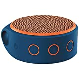 Logitech X100 Speaker System . Wireless Speaker(S) . Orange . 30 Ft . Usb