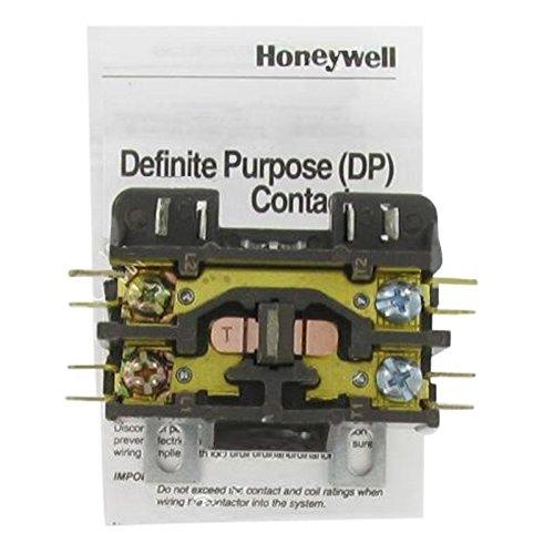 Honeywell dp a deluxe definite purpose contactor