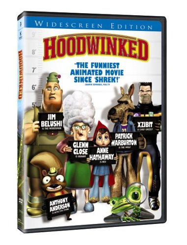 Cover art for  Hoodwinked (Widescreen Edition)
