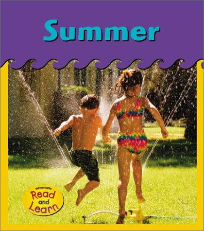 Summer (Heinemann Read and Learn)