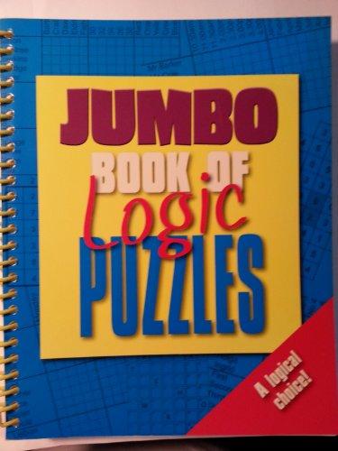 Jumbo Book of Logic Puzzles (Jumbo 320 Spiral)