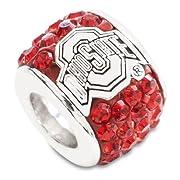 NCAA Ohio State Buckeyes Premier Bead