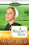 A Widow's Hope (The Miller Family Series)