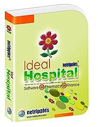 Ideal Hospital system software , Hospital management software