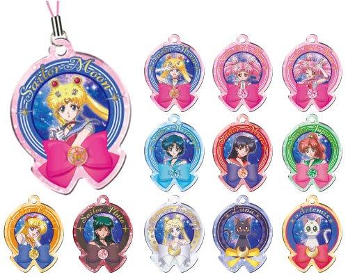 美少女戦士セーラームーンCrystal セーラームーンメタルチャーム3 BOX商品 1BOX=12個入り 全12種類