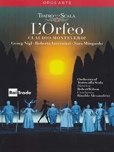 Monteverdi;Claudio L Orfeo [Import]