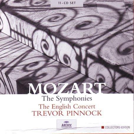 Mozart - Complete Mozart Symphonies / Pinnock, English Concert - Zortam Music