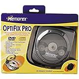 Memorex Optifix Motorized CD/DVD Cleaner and Scratch Repair Kit