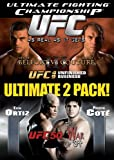Ultimate Fighting Championship, Vol. 49 and 50: Unfinished Business/The War of '04