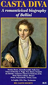 Casta diva a romanticized biography of - Casta diva bellini ...