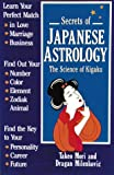 img - for Secrets of Japanese Astrology: The Science of Kigaku book / textbook / text book