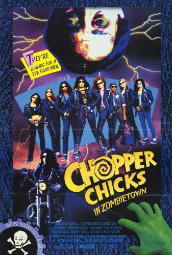 LAMINATE canvas prints painting Chopper Chicks In Zombietown Movie Jamie Rose Catherine Carlen L...20x28inch(50x70cm) (Chopper Chicks In Zombietown compare prices)