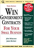 img - for Win Government Contracts for Your Small Business (Business Owner's Toolkit series) book / textbook / text book