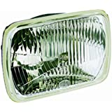 HELLA 003427291 Vision Plus 190x132mm High/Low Beam 12V Halogen Conversion Headlamp (HB2)
