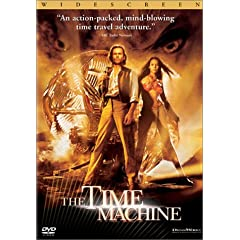 cover of Time Machine