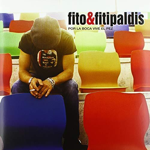Vinilo : Fito y Los Fitipaldis - Por La Boca Vive El Pez (Spain - Import)