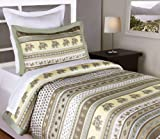 Jovi Home 2-Piece 68 by 86-Inch Bazaar Duvet Cover Set Twin Multi-Color