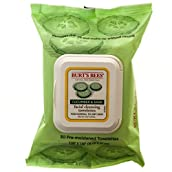 Burt's Bees™ Cucumber and Sage Facial Cleansing Towelettes