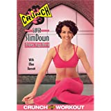 Crunch - Super SlimDown: Pilates Yoga Blend ~ Ellen Barrett