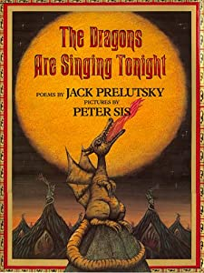 Cover of &quot;The Dragons Are Singing Tonight...