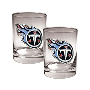 GAP NFL Sports Fan Tennessee Titans Team Primary Logo Printed Room Decorative 14oz... by Great American Products