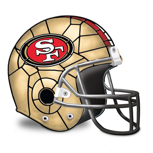 49ers Tiffany Lamp San Francisco 49ers Tiffany Lamp