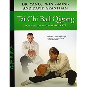 Tai Chi Ball Qiging book cover