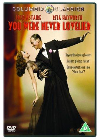 You Were Never Lovelier [DVD] [2004]
