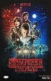Millie Bobby Brown Eleven Signed 11x17 Stranger Things Season 1 Poster JSA