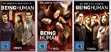 Being Human - Staffel 1-3 (12 DVDs)
