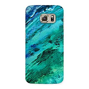 Ajay Enterprises color painting Back Case Cover for Samsung Galaxy S6 Edge Plus